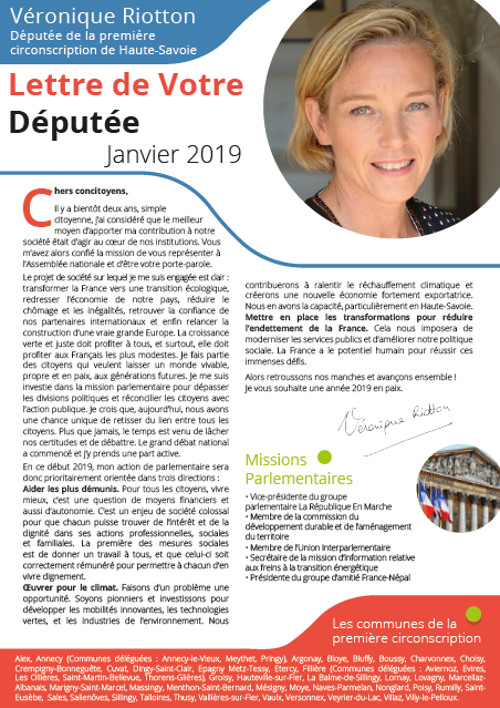couverture newsletter